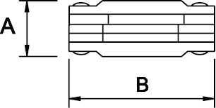SET 8 BALLPOINT HEXAGONAL KEYS EGA 2 MM - 10 MM