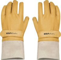 LEATHER OVERGLOVES FOR INSULATING GLOVES SIZE 8 (CLASS 00,0,1)