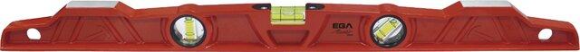 PROFESSIONAL BRIDGE TYPE SPIRIT LEVEL GRADUATED SCALE 0,5 MM / M 600 MM