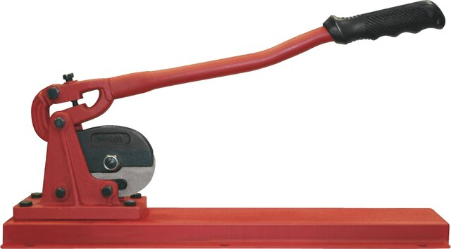 """HEAVY DUTY WIRE ROPE CUTTER BENCH TYPE 24"""""""