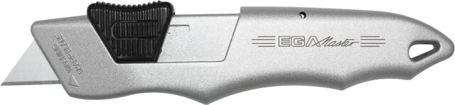 SAFETY CUTTER WITH AUTO-RETRACTABLE BLADE 140 GR