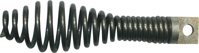 OLIVE-SHAPED HELICAL DRILLS Ø 16 MM