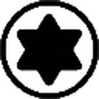 SCREWDRIVER TORX® MICROTRONIC BIMAT EGA T-6
