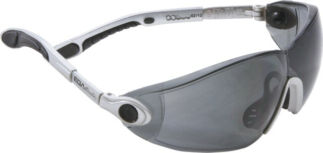 GREY-SOLAR PROTECTION ADJUSTABLE POLYCARBONATE GLASSES