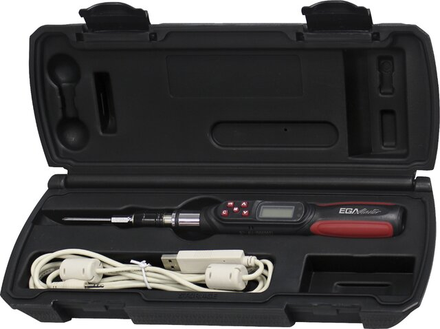 "TORQUE SCREWDRIVER DIGITAL EGA 1/4"" 20 - 400 NM"
