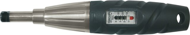 "TORQUE SCREWDRIVER EGA 1/4"" 1 - 4 NM"
