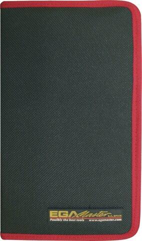 SET 3 PLIERS TITACROM® BIMAT 1000 V CLOTHING CASE