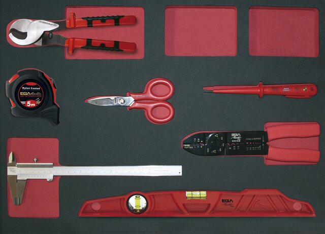TOOLKIT TRAY 7 PIECES