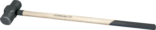 SLEDGE HAMMER HICKORY HANDLE 4 LB