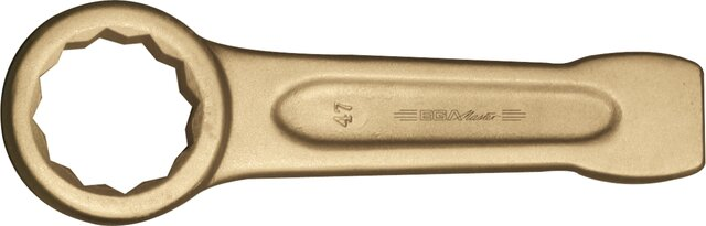 """SLOGGING RING WRENCH NON-SPARKING CU-BE 2.7/16"""""""