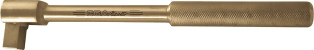 """SWIVEL HANDLE 1/2"""" NON-SPARKING CU-BE 410 MM"""