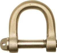 SHACKLE NON-SPARKING CU-BE 30 × 50 × 55 MM