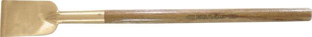 LONG BLADE SCRAPER NON-SPARKING CU-BE 75 × 710 MM