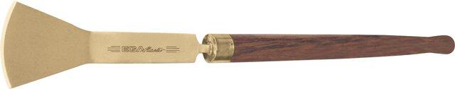 LONG BLADE SCRAPER NON-SPARKING CU-BE 75 × 600 MM