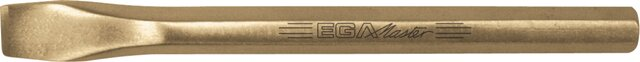 HEXAGONAL COLD CHISEL NON-SPARKING CU-BE 18 × 160 MM