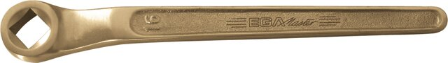 VALVE SQUARE WRENCH NON-SPARKING CU-BE 22 MM