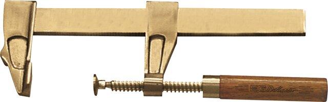 TYPE F CLAMP NON SPARKING AL-BRON 400 MM