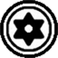 SCREWDRIVER TAMPER TORX® MASTERTORK 1000 V EGA TT-50