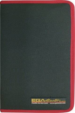 SET 8 SCREWDRIVERS MASTERTORK 1000 V EGA CLOTHING CASE