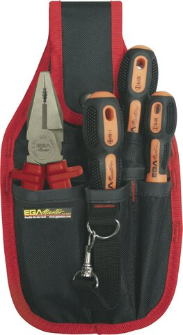 SET ELECTRICIAN TOOLS 1000 V 5 PIECES