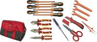 ELECTRICIAN TOOLKIT 16 PIECES MM BAG