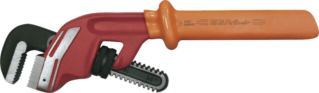 OFFSET HEAVY DUTY PIPE WRENCH 1000 V 10""