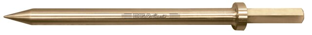 PNEUMATIC CHISEL SW22 X 82.5 NON SPARKING Al-Bron