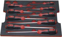 PROFESSIONAL TOOLKIT FOR MECHANIC ADVANCED 72 PIECES SOUTHERN EUROPE