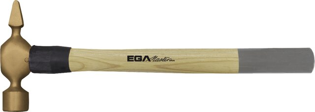 ENGINEER'S CROSS PEIN HAMMER HICKORY HANDLE NON-SPARKING CU-BE 900 GR