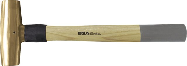 BRASS MALLET HICKORY HANDLE NON-SPARKING 4500 GR