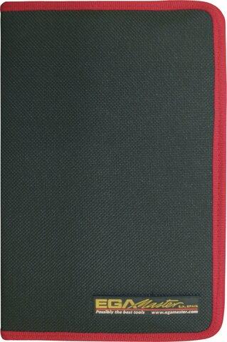 SET 6 SCREWDRIVERS MASTERTORK 1000 V EGA CLOTHING CASE REF. 76620, 76621, 76622, 76623, 76629, 76630