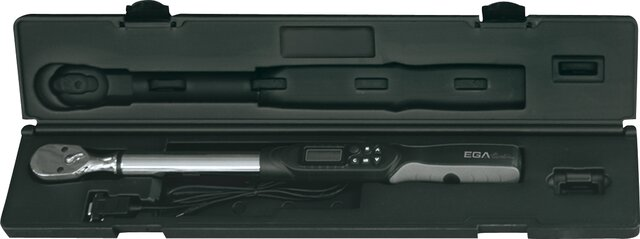 """TORQUE CHECKING QC WRENCHES WITH DATA COMMUNICATION 1/4"""" 1,5 - 30 NM"""