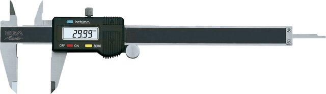 CALIBRE DIGITAL CARCASA DE PLÁSTICO INOX 150 MM × 0,01 MM