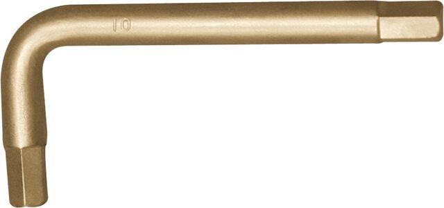 LLAVE HEXAGONAL EGA ANTICHISPA AL-BRON 25 MM