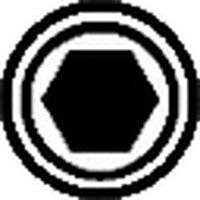 """DESTORNILLADOR HEXAGONAL ALLEN MASTERTORK 1000 V EGA 1/8"""" × 3"""""""