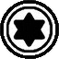 DESTORNILLADOR TORX® EGA MASTERTORK 1000 V T-8