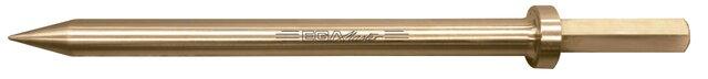 CINCEL NEUMATICO SW22 X 82.5 (punta) ANTICHISPA Al-Bron