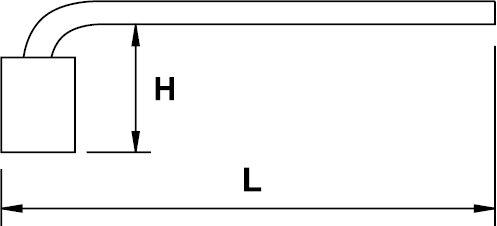 CLÉ À PIPE ANTIDÉFLAGRANT AL-BRON 47 MM