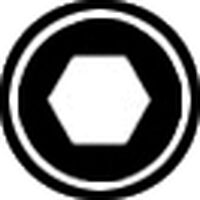 """TOURNEVIS CLÉ À DOUILLE ENMANCHÉE MASTERTORK 1000 V EGA 25/64"""" × 7"""""""