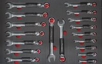 SETS OUTILS ANTI-CHUTE ANTIDROP 73 PIECES MM