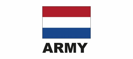 EGA Master - logo Dutch Army