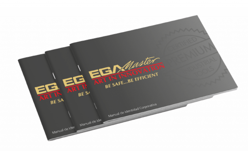 Manual identidad EGA Master